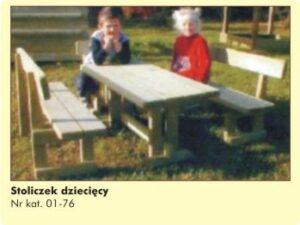 Stoliczek dziecięcy 01-76