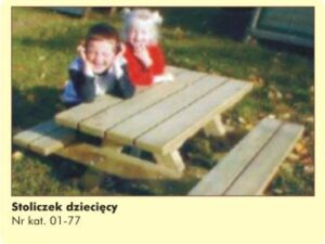 Stoliczek dziecięcy 01-77
