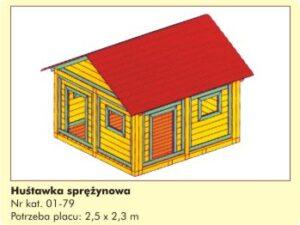Domek dla dzieci 01-79