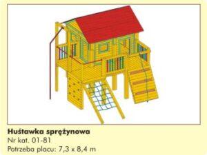 Domek dla dzieci 01-81