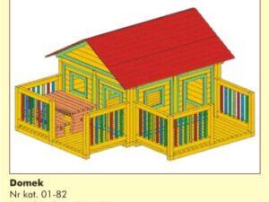 Domek dla dzieci 01-82