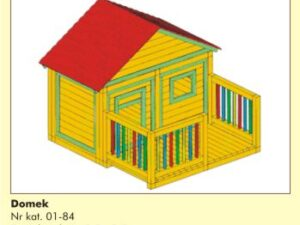 Domek dla dzieci 01-84